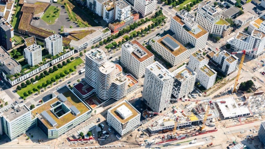 Une ville métropole