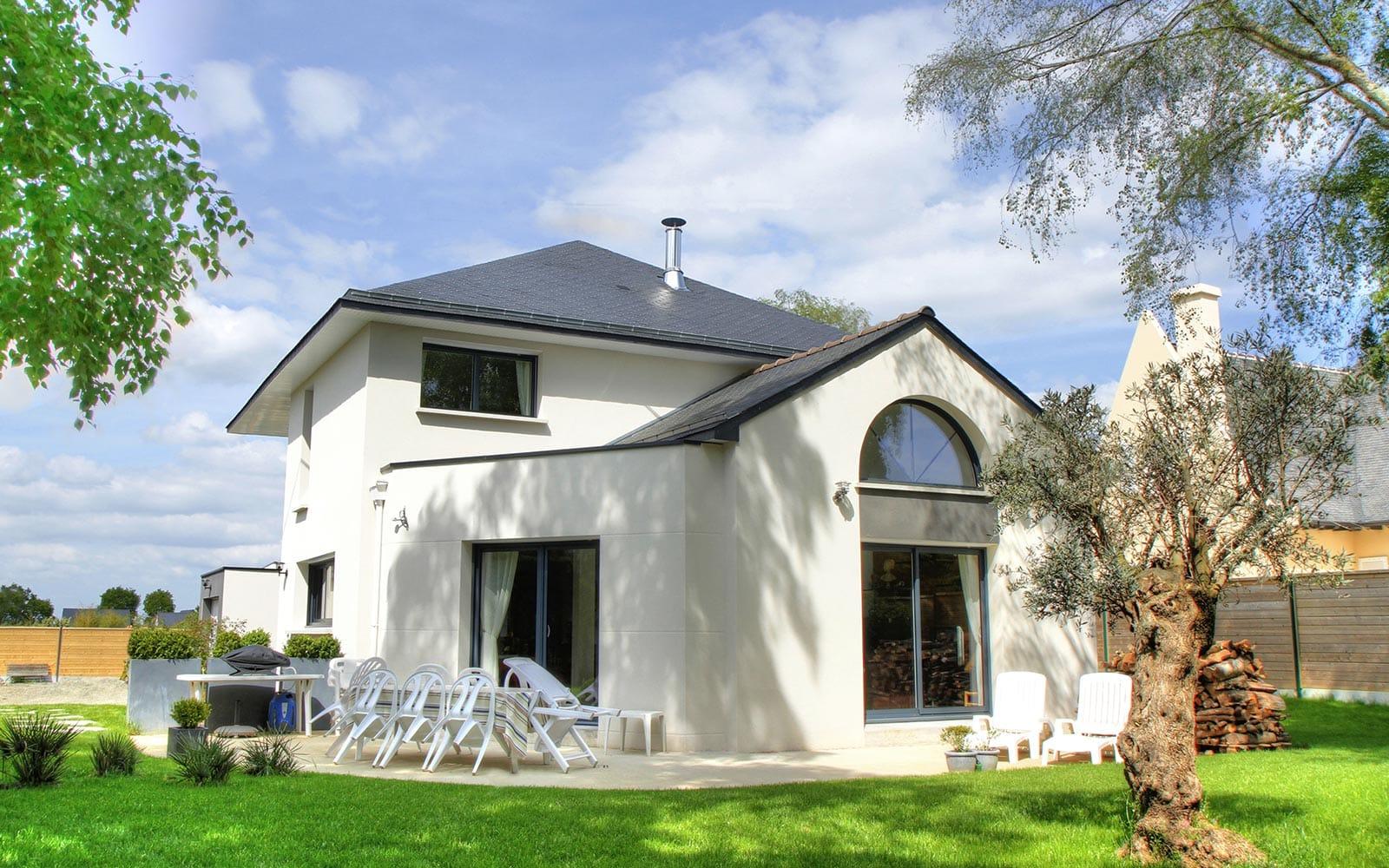 Maisons individuelles à Rennes
