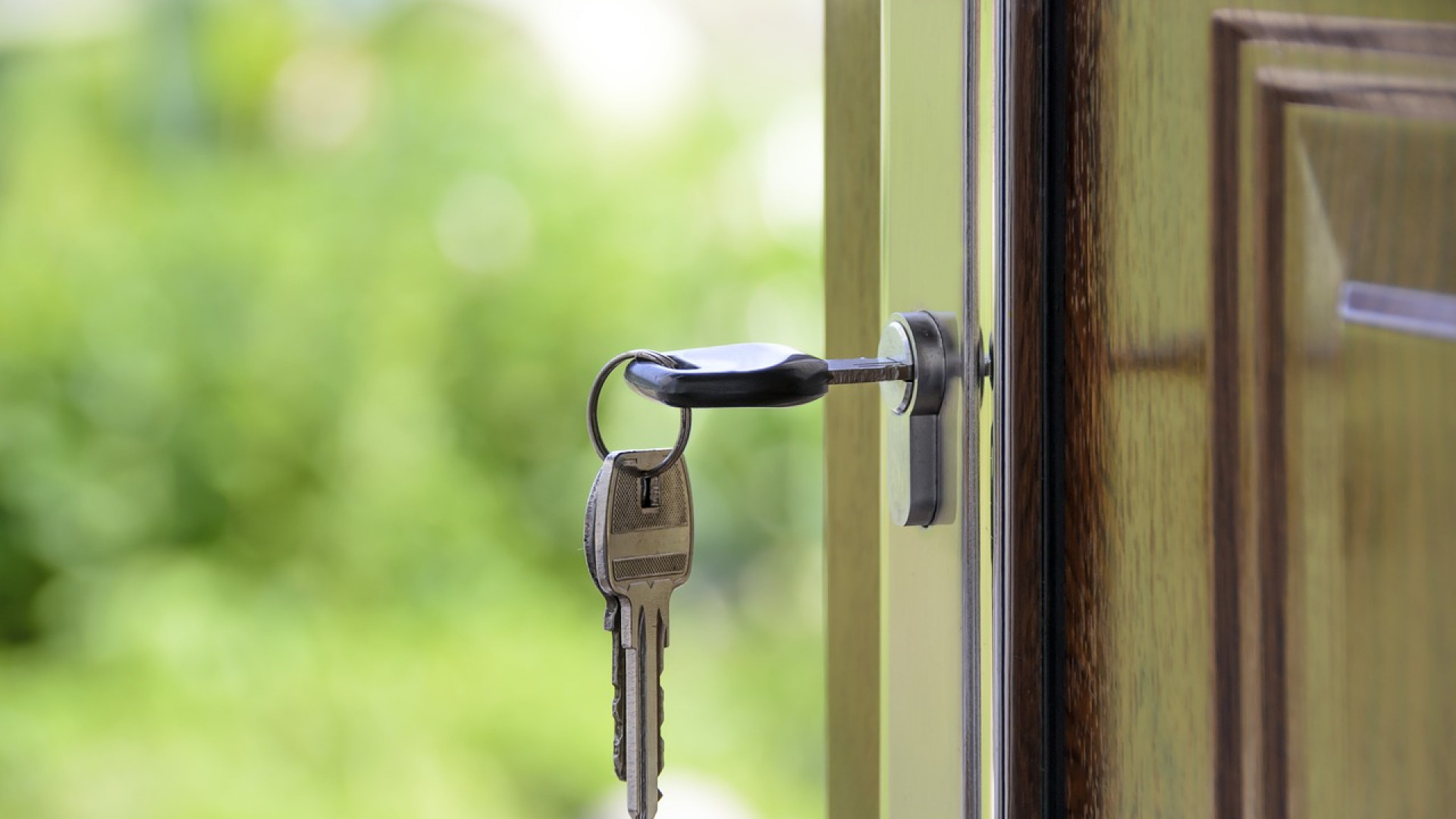 Une serrure connectée pour sécuriser son logement